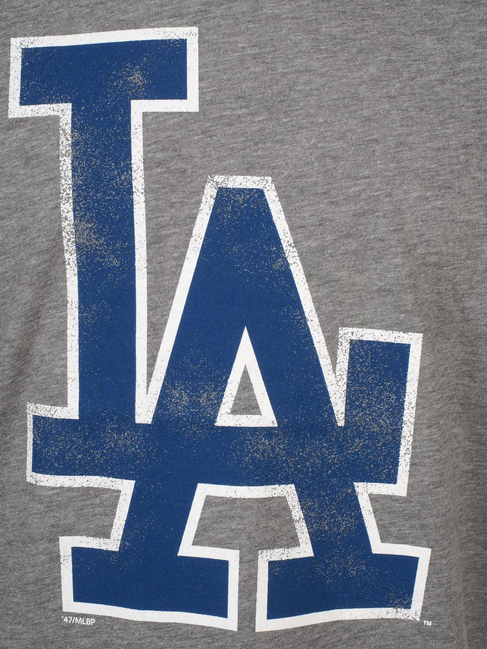 Short-47-brand-Los-Angeles-Dodge-Mc-Grey-Grey-12310-New thumbnail 3