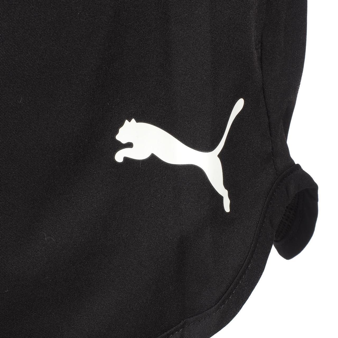 Frau-Shorts-Puma-Active-Woven-Shorts-Blk-L-Schwarz-13011-Neu Indexbild 3