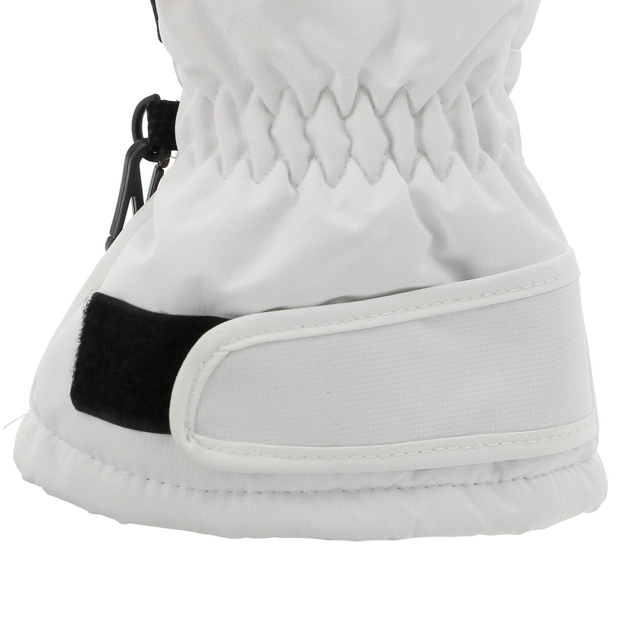 Gants-de-ski-Icepeak-Diisa-blanc-gants-ski-l-Blanc-14370-Neuf miniature 3