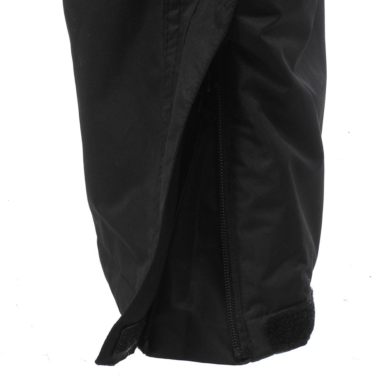 Pantalon-de-ski-surf-Alpes-vertigo-Testy-noir-pant-ski-jr-Noir-14604-Neuf miniature 3