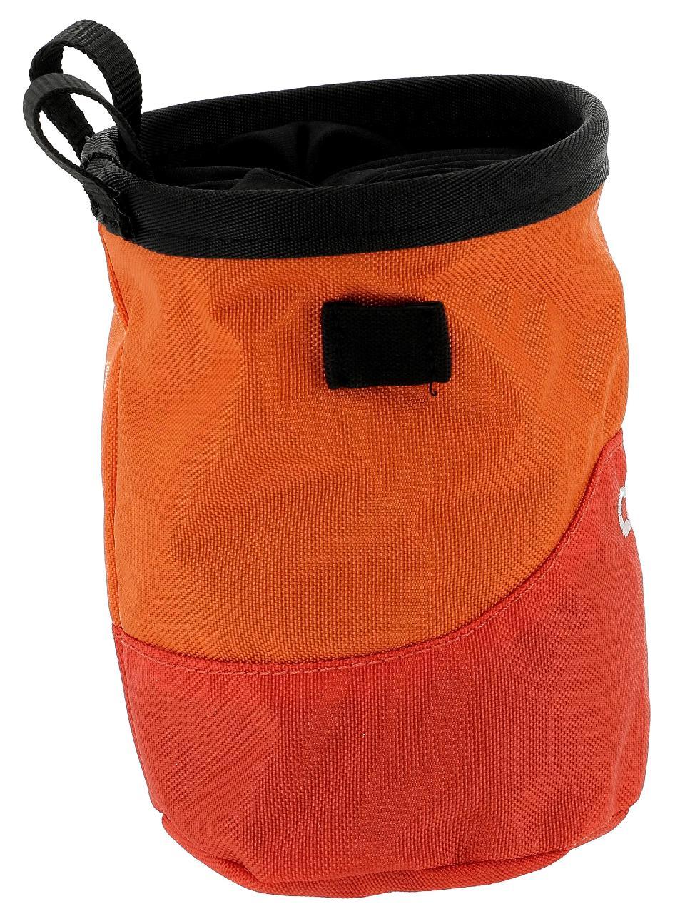 Sac-a-pof-Camp-Acqualong-org-sac-pof-Orange-15010-Neuf miniature 3