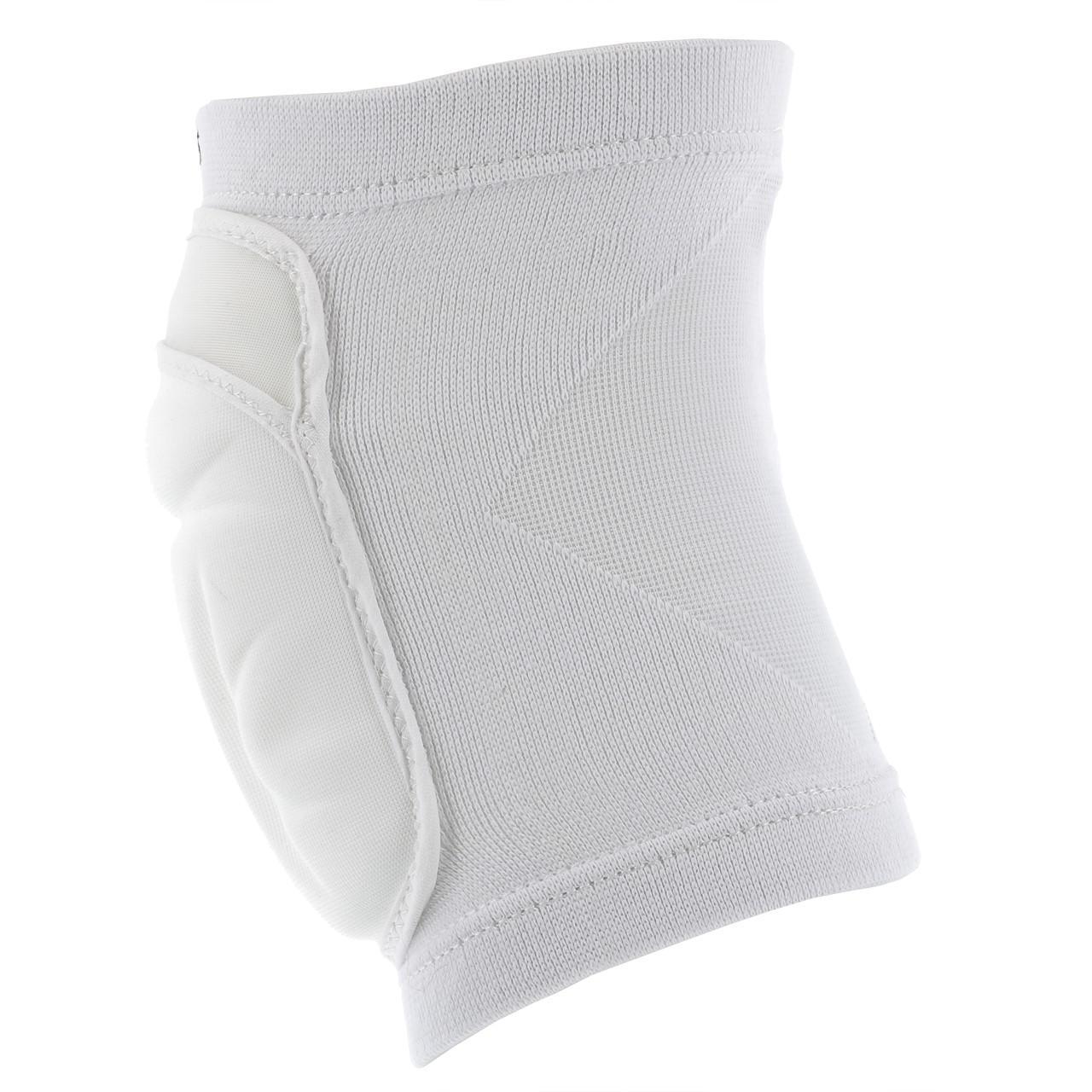 Knee-Pad-Set-Protection-Asics-Performance-White-Kneepad-White-15977-New thumbnail 3