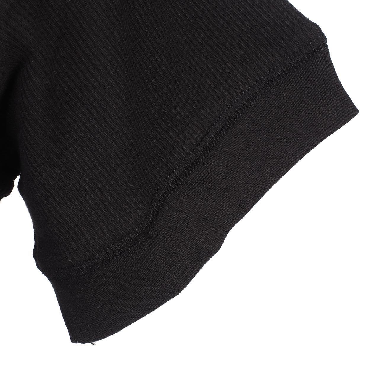 Short-Levis-Henley-Jet-Black-Mc-Tee-Black-16942-New thumbnail 3