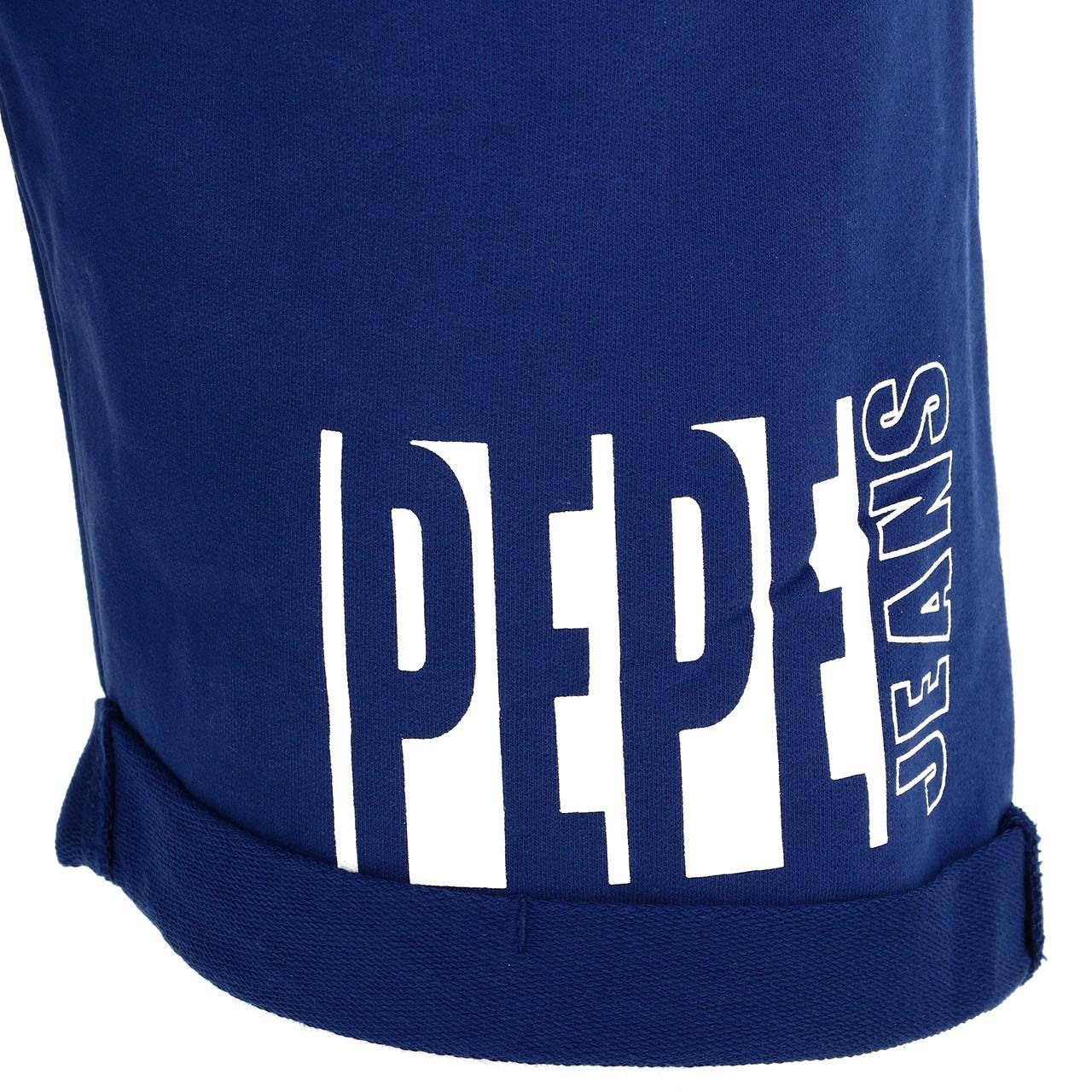 Bermuda-Shorts-Pepe-jeans-Otto-Navy-Shorts-Jr-Blue-17691-New thumbnail 3