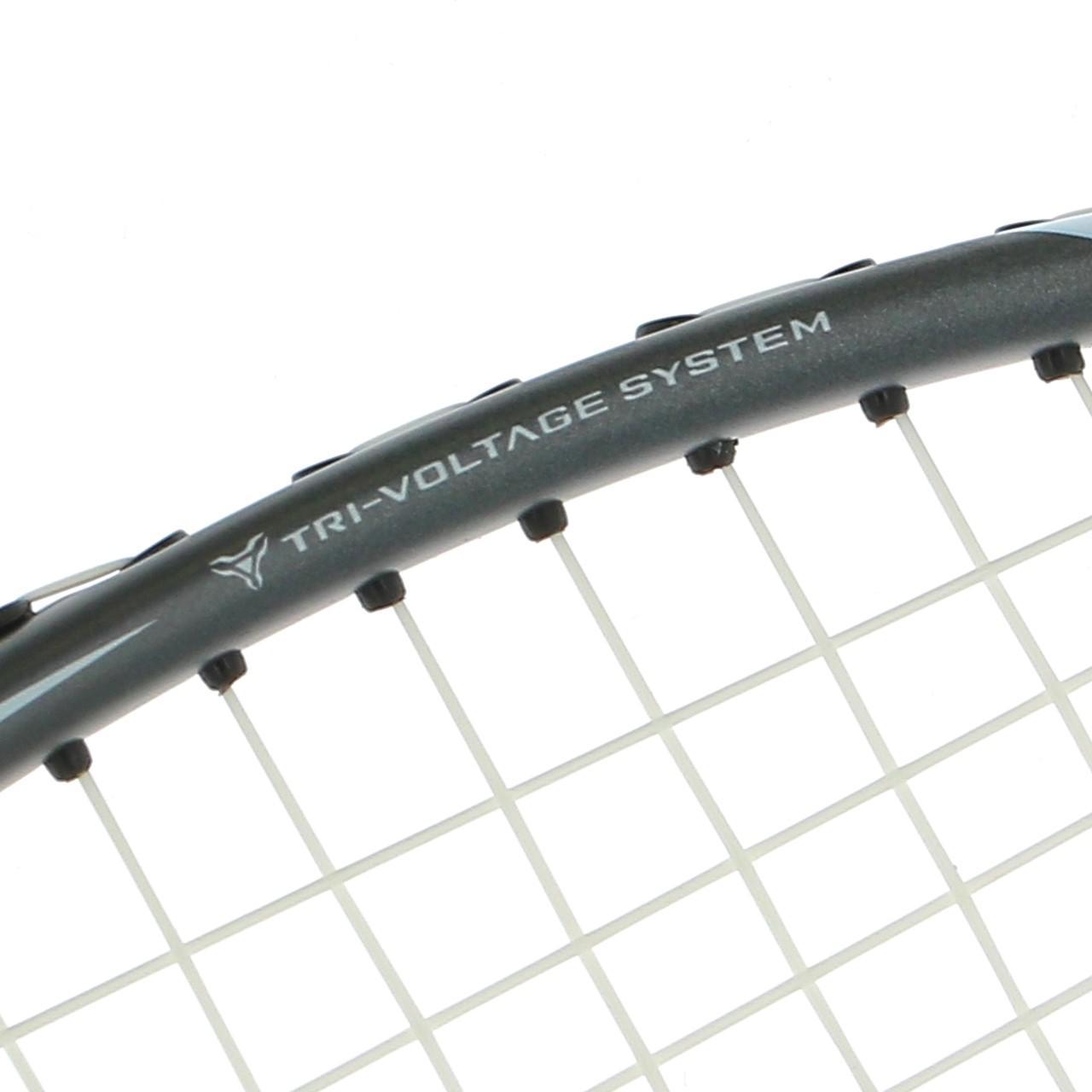 Badminton-Racket-Yonex-Voltric-7dg-Blc-Jne-3u4-White-18790-New thumbnail 3