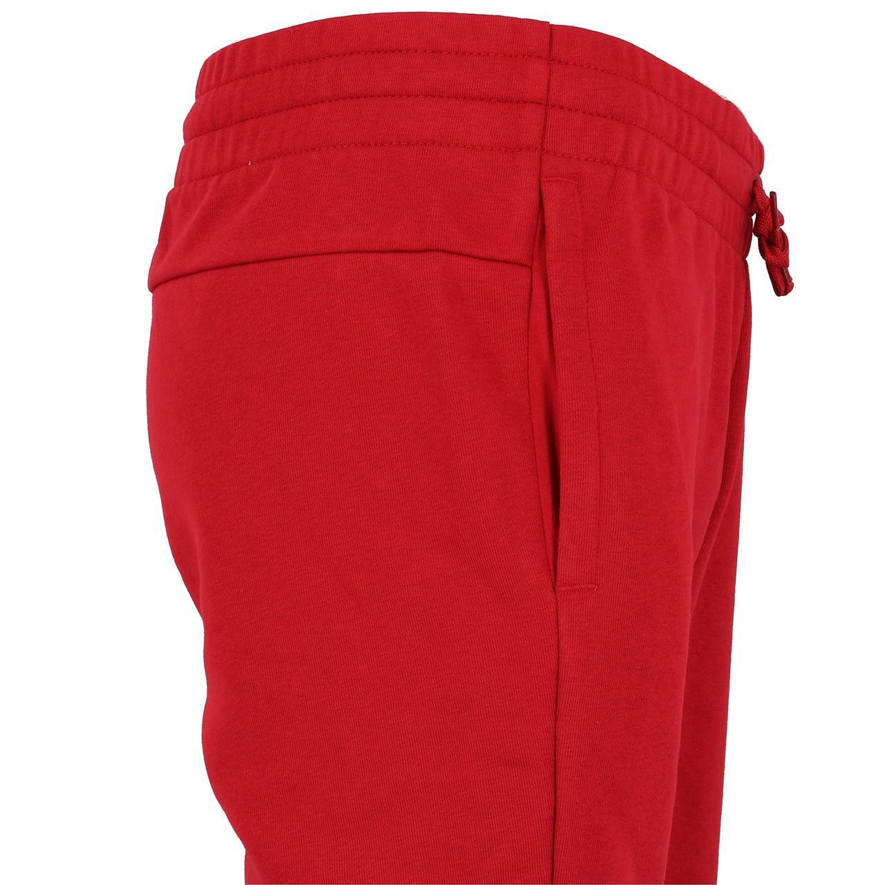 Pantalon-de-survetement-Adidas-E-lin-bdx-wht-pant-l-Rouge-18961-Neuf miniature 3