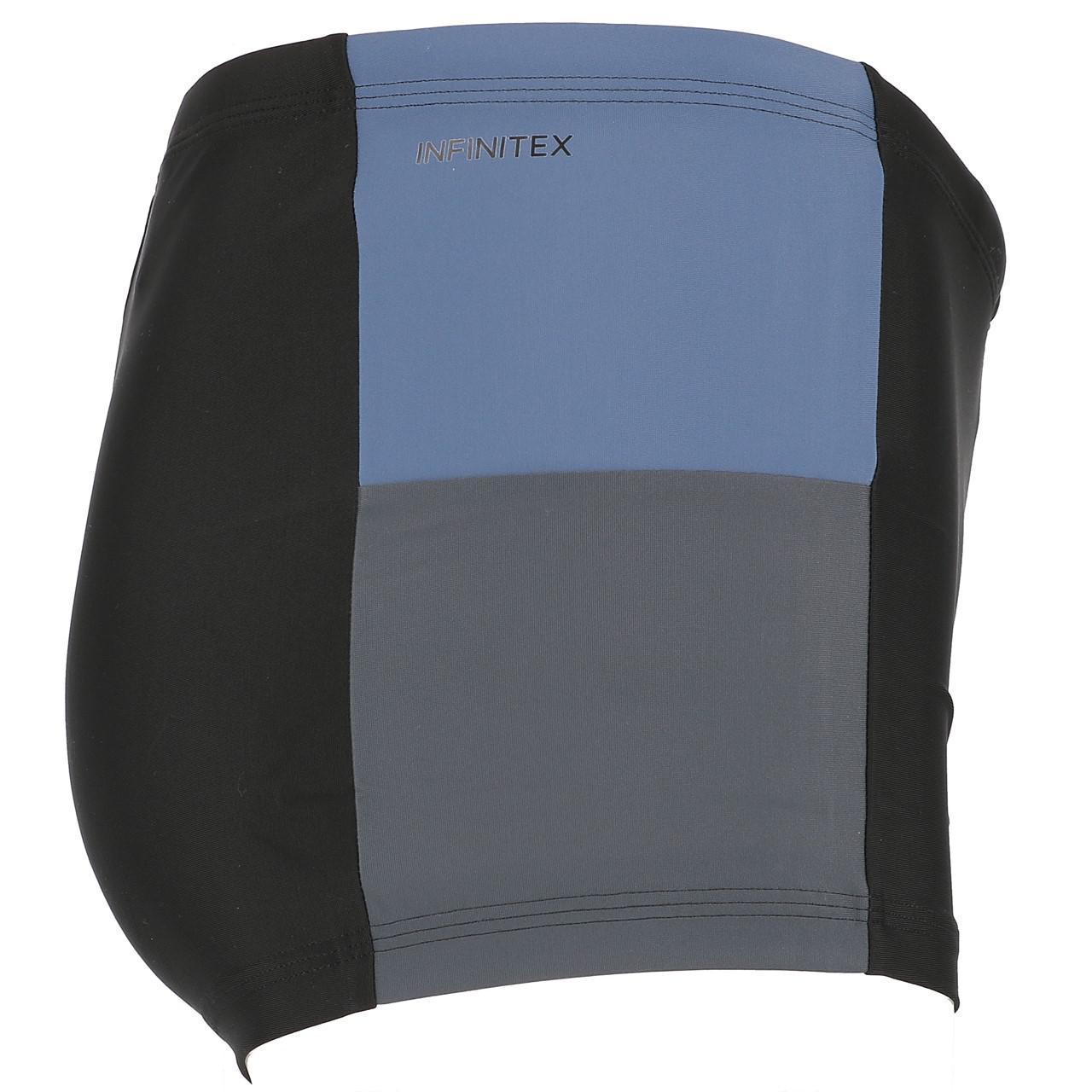 Boxer-Swimsuit-Adidas-Inf-CB-Bx-Black-Black-19080-New thumbnail 3