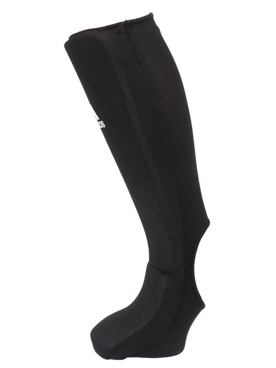 Protege-tibias-sports-de-combat-Doubled-adidas-Protege-tibia-pied-noir-Noir-2299 miniature 3