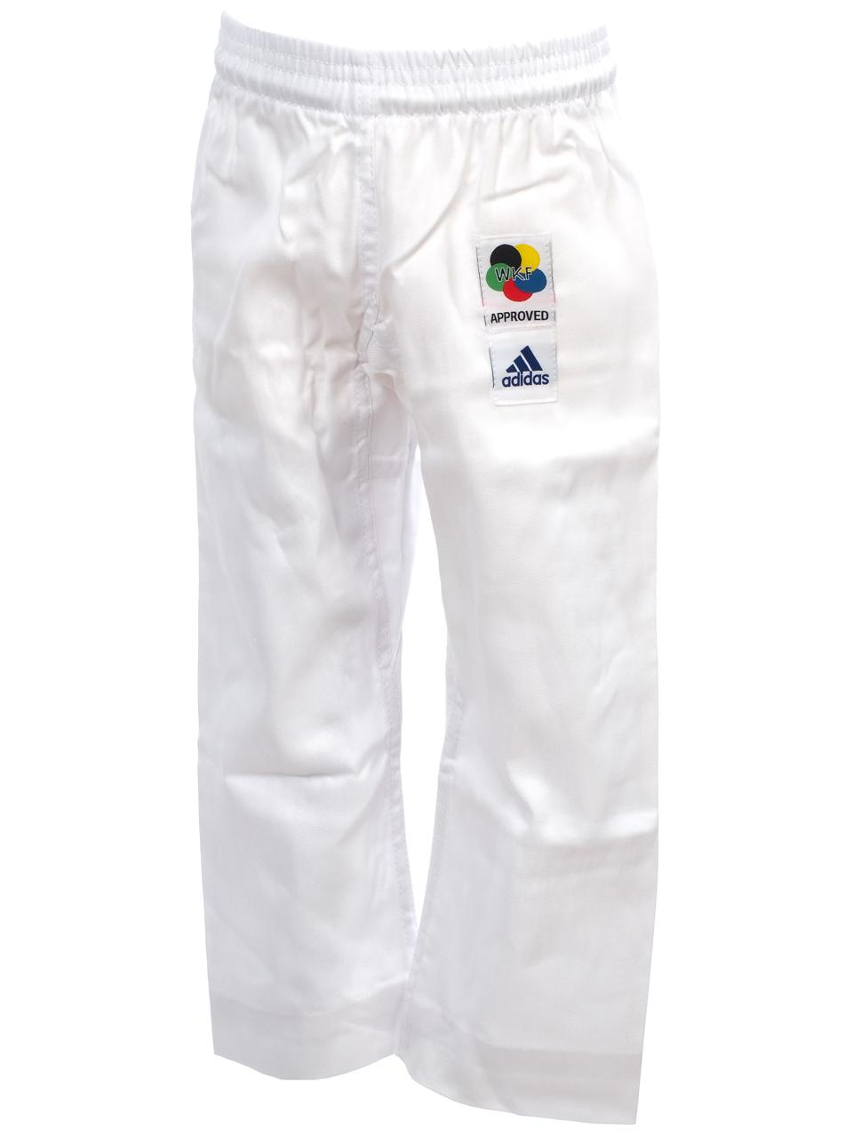 Kimono-of-Karate-Adidas-Evolution-White-Karate-Jr-White-23064-New thumbnail 3