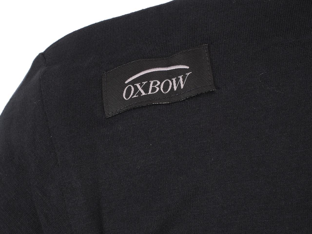Polo-manches-longues-Oxbow-Smu-noir-ml-polo-Noir-23824-Neuf