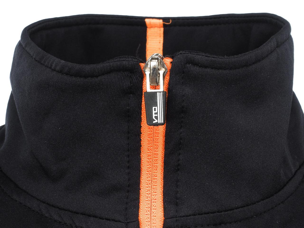 Under-Clothing-Thermal-Hot-Alpes-Vertigo-Manu-Blk-1-2z-ML-Tee-Poly-Black-251 thumbnail 3
