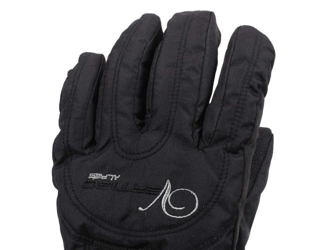 Ski-Gloves-Alpes-Vertigo-Annick-Black-Gloves-Ski-L-Black-25427-New thumbnail 3