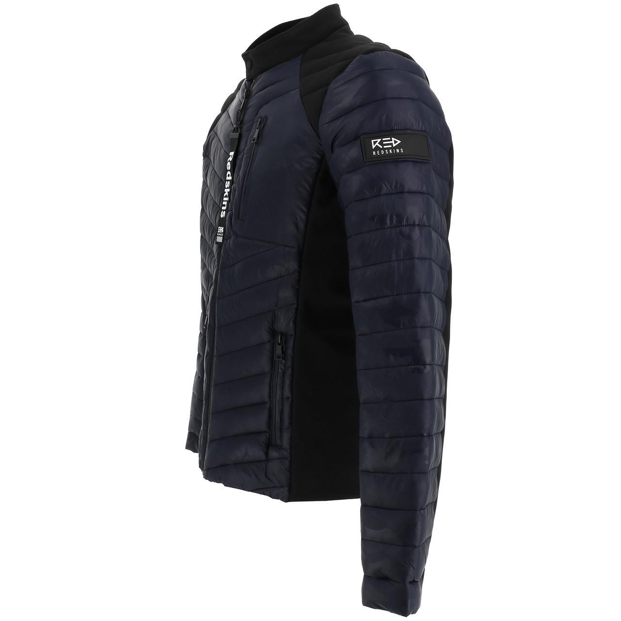 Jacke-Redskins-Heaven-Marineblau-Blk-Jacket-Blau-26281-Neu Indexbild 2