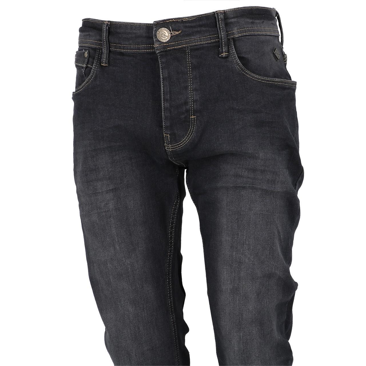 Jeans-Pants-RMS-26-Jeans-Grey-Blue-Regular-Blue-27122-New thumbnail 3