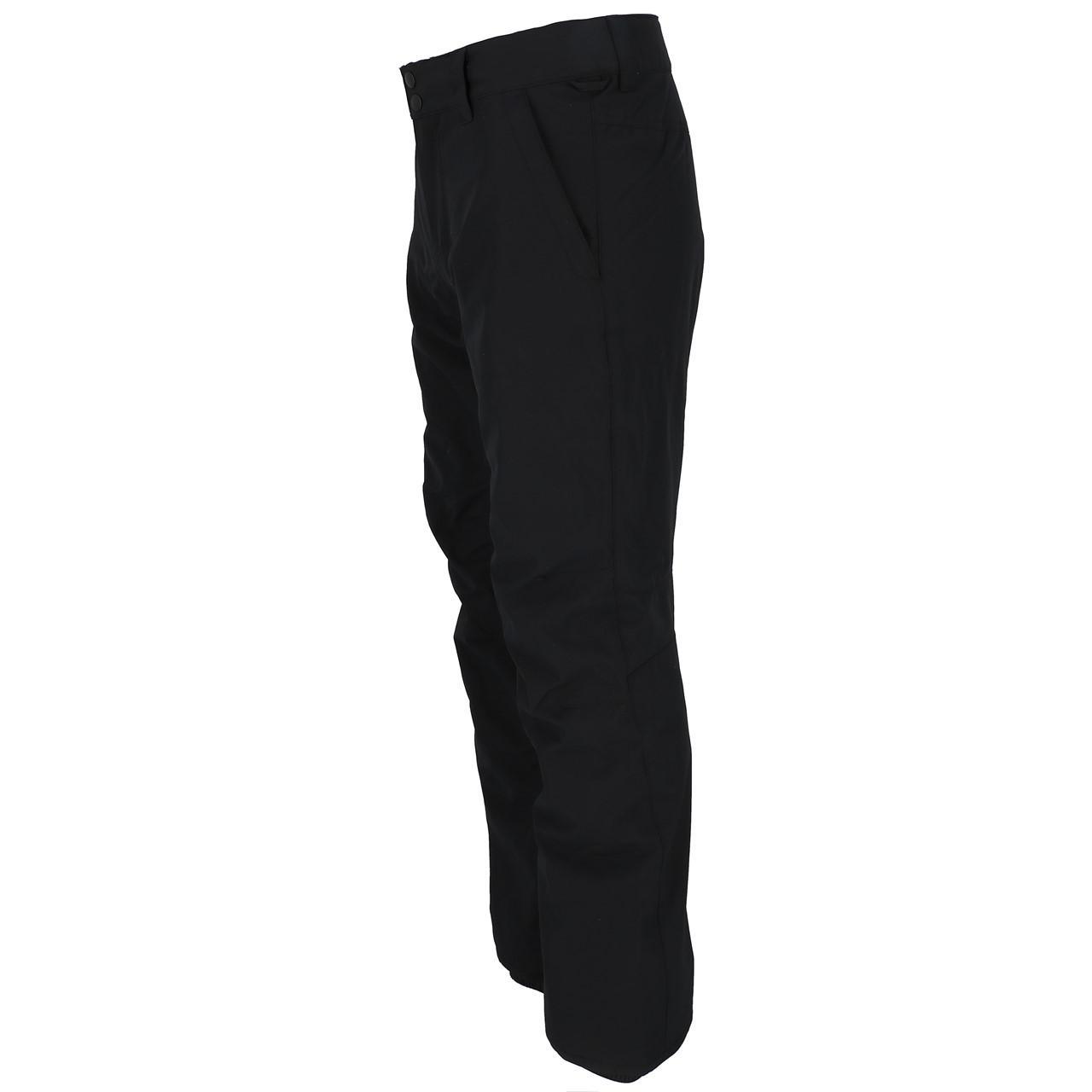 Ski-Pants-Surf-Quiksilver-Estate-Black-Pant-Ski-Jr-Black-27846-New thumbnail 2