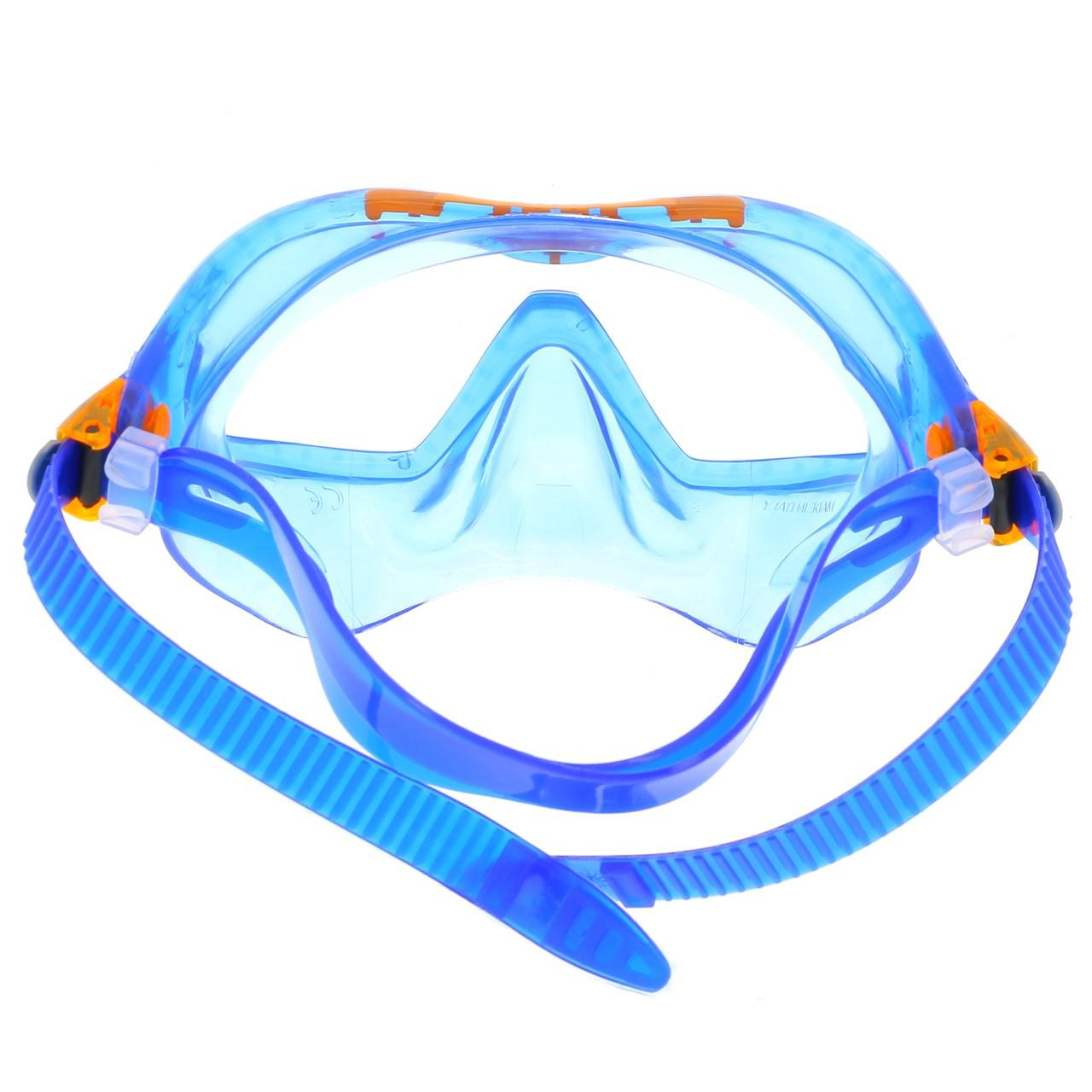 Mask-and-Tubas-Scuba-Dive-Aqualung-Combo-Mix-Blue-Org-Jr-Blue-28601-New thumbnail 3