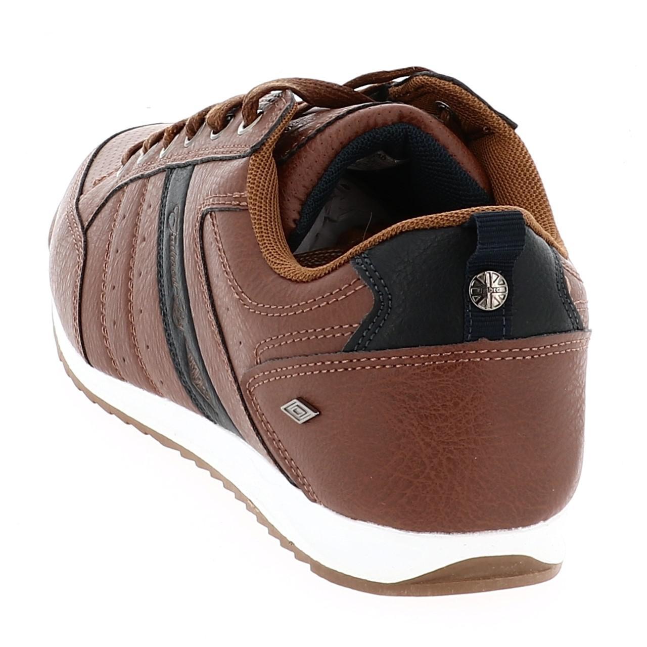 Chaussures-mode-ville-Umbro-Fukky-marron-h-Marron-43759-Neuf