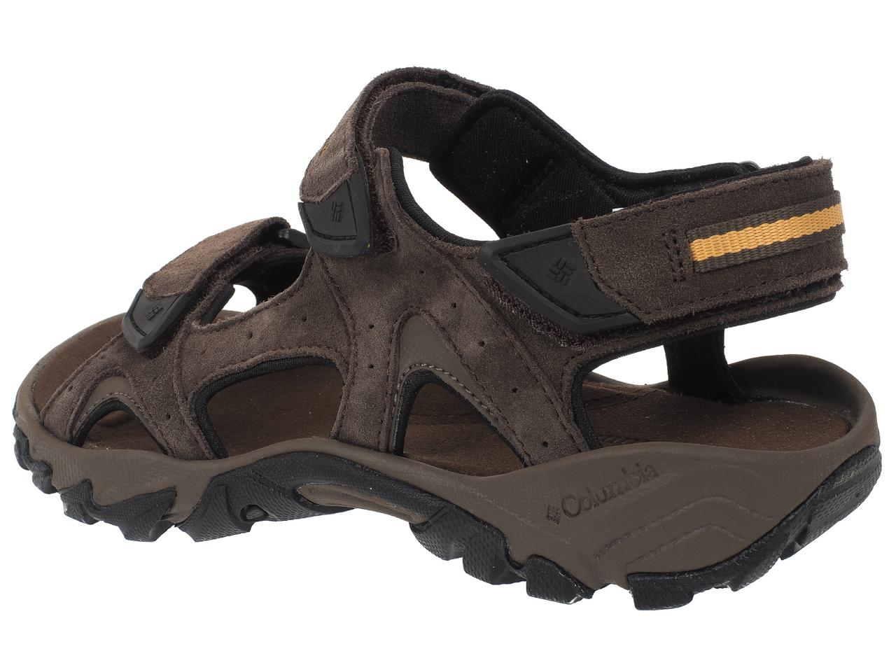 Sandals-Columbia-Santiam-3-Strap-Brown-44903-New thumbnail 2