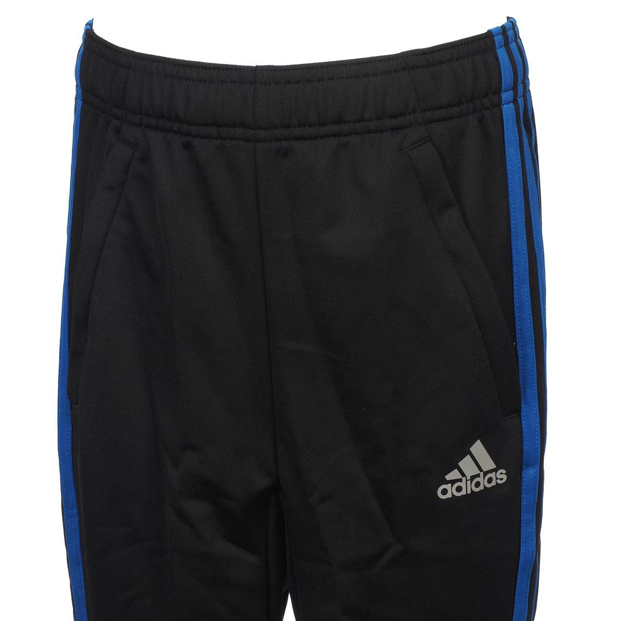 Trousers-Player-Adidas-Yb-Ftb-Str-3s-nr-Roy-Jr-Black-46615-New thumbnail 3