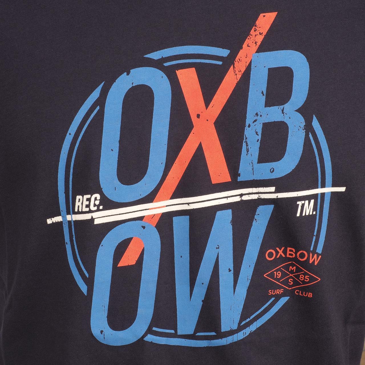 Short-Oxbow-Sanfre-Navy-Mc-Oxbow-Blue-47169-New thumbnail 3