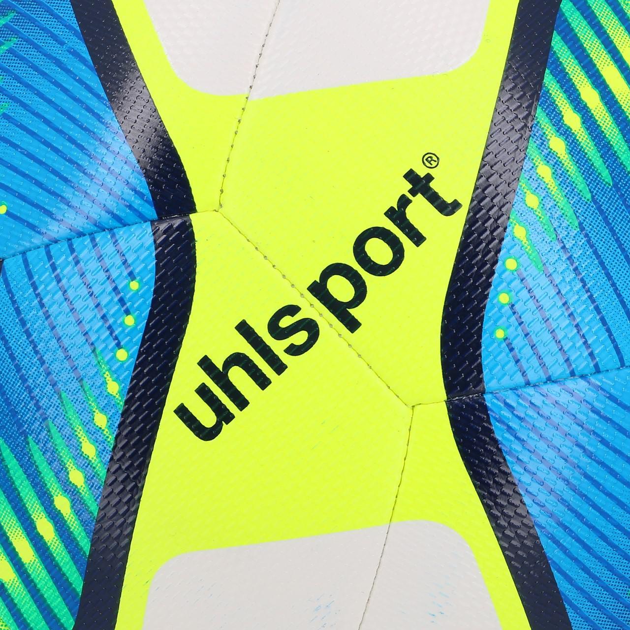 Ball-Football-Leisure-Uhlsport-League-1-Proligue-t5-White-50009-New thumbnail 3