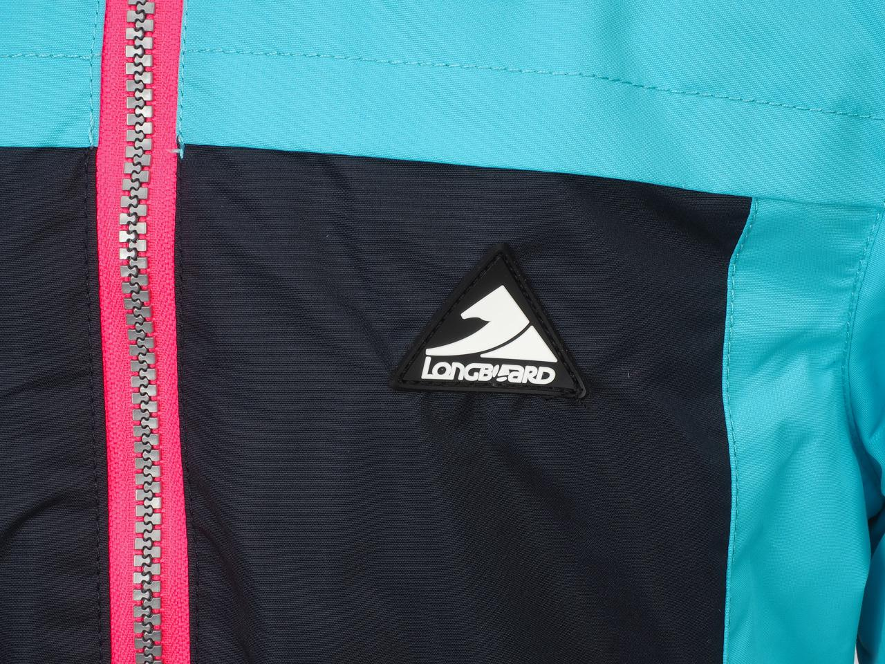 Skianzug-Longboard-Jil-Blau-Combiski-Juengste-Tochter-Blau-50643-Neu Indexbild 3