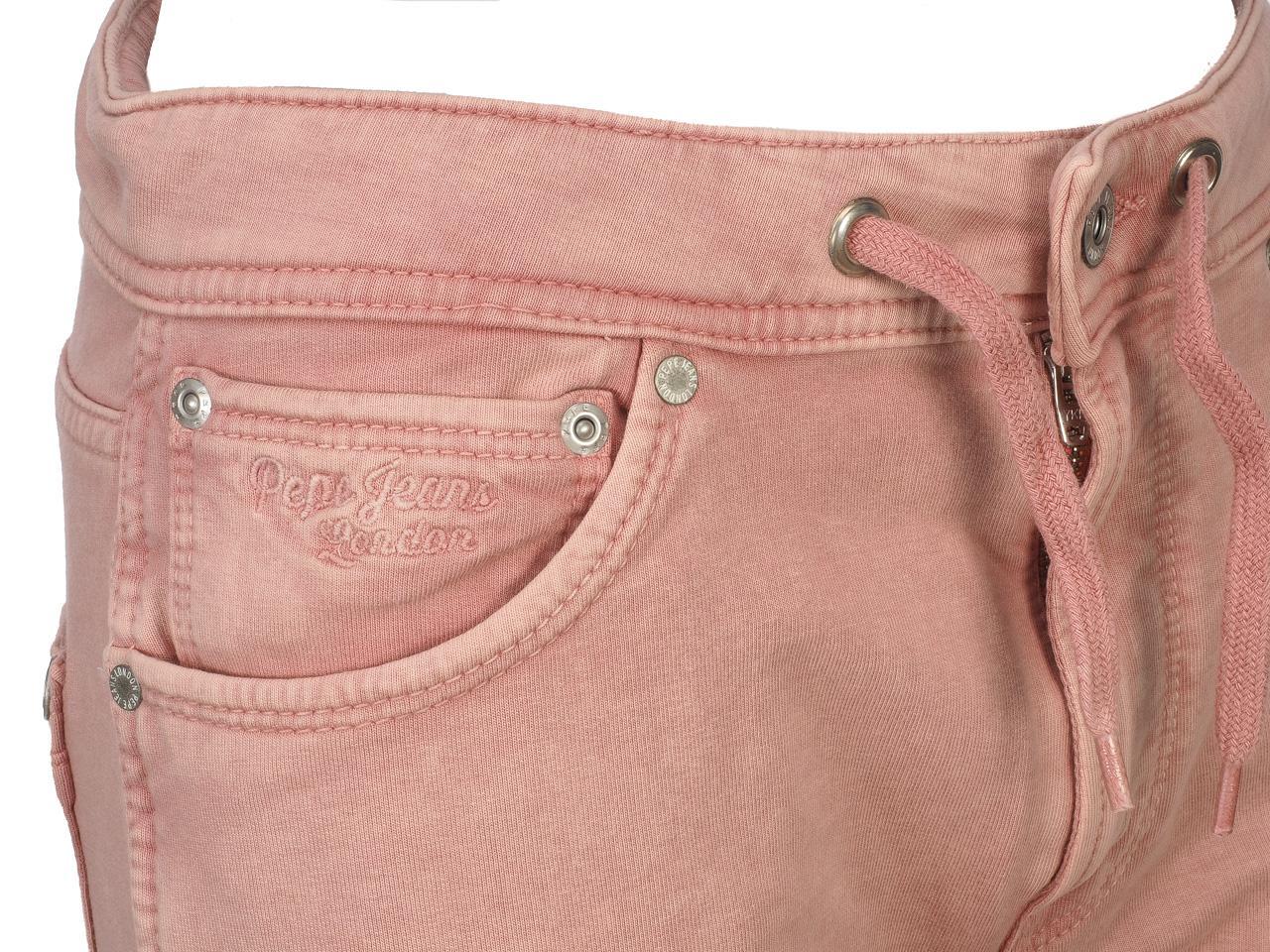 Bermuda-Shorts-Pepe-Jeans-Gene-Pink-Shorts-Jr-Pink-51544-New thumbnail 2