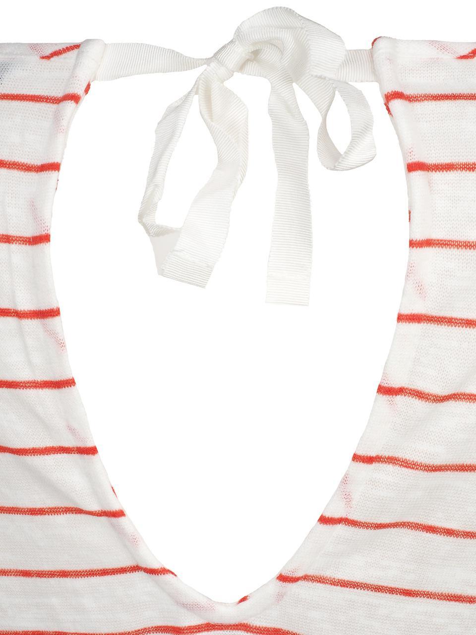Tee-shirt-manches-longues-Only-Marina2-clouddancer-tee-l-Beige-54834-Neuf miniature 3