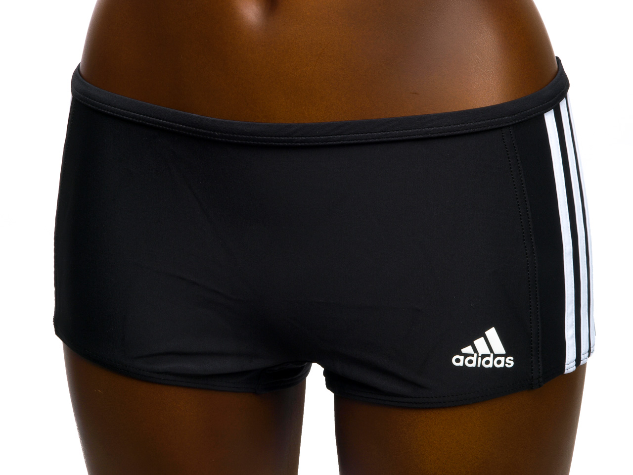 maillot bain 2 pi ces adidas i 3s nr bl 2p shorty lady noir 55234 neuf ebay. Black Bedroom Furniture Sets. Home Design Ideas