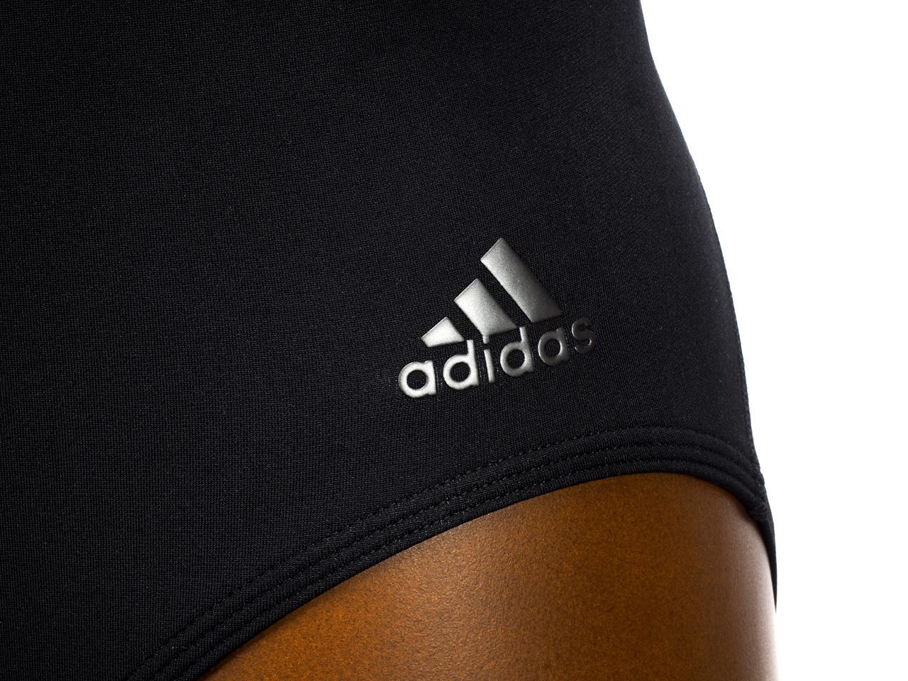 e1d5c897cd Maillot de bain 1 pièce Adidas Perf swim inf black/shop Noir 57960 ...