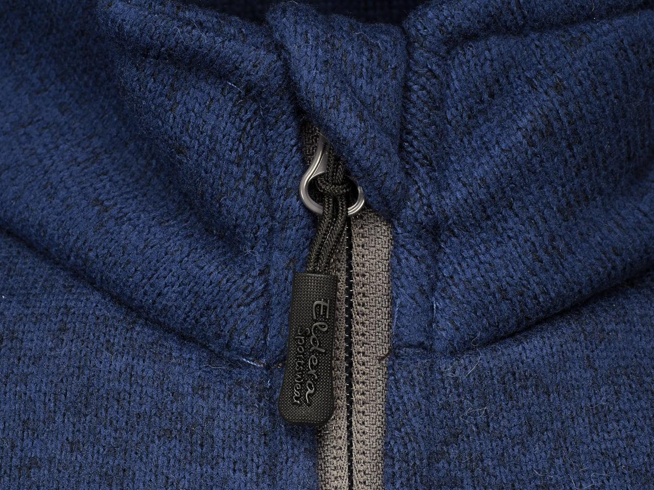 Jackets-Sweaters-Zip-Eldera-Sportswear-Croket-Navy-Ch-Fz-Vest-Blue-59840-New thumbnail 3