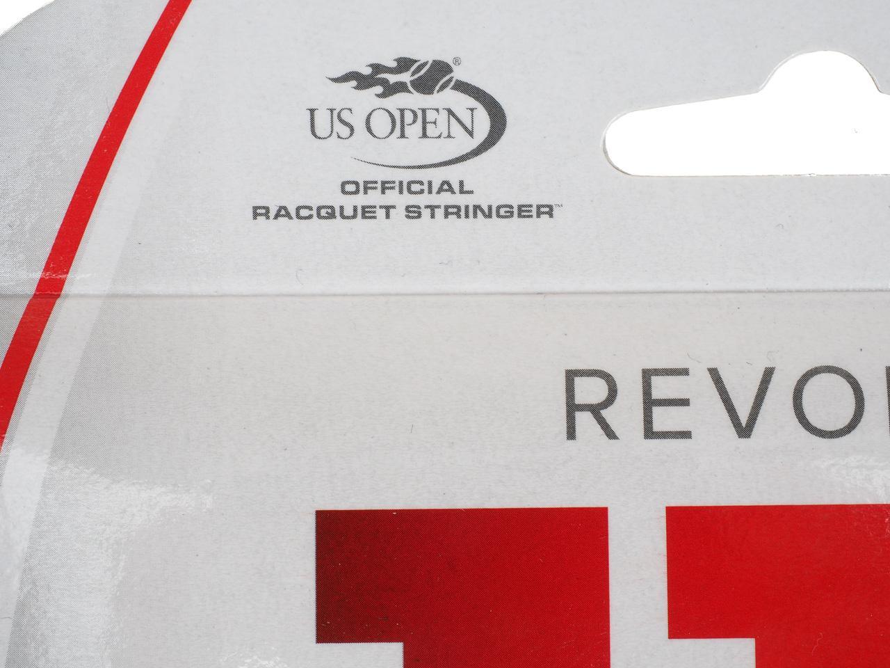 Seile-Tennis-Wilson-Revolve-16-Weiss-Unite-Weiss-70160-Neu Indexbild 3