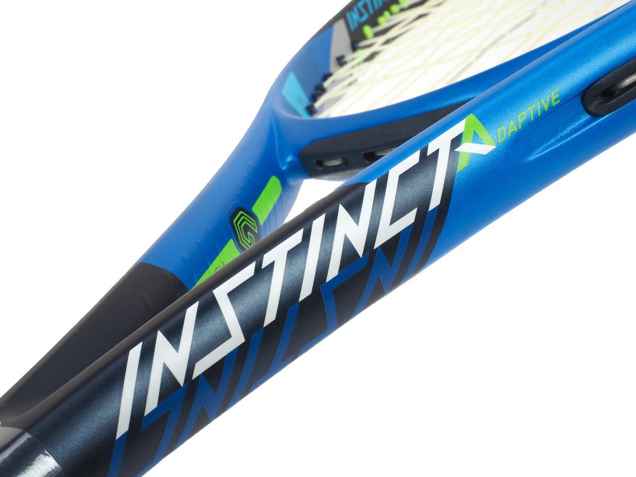Tennis-Racket-Head-Graphen-Touch-Instinct-ad-Blue-70201-New thumbnail 3