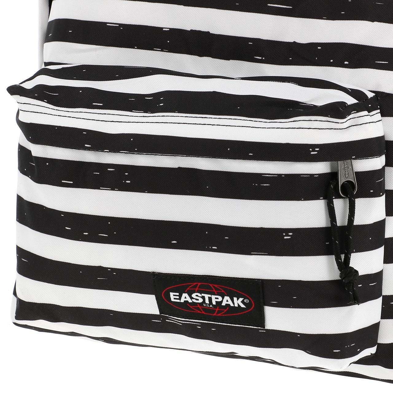 Sac-a-dos-college-Eastpak-Padded-strip-it-black-24l-Noir-70406-Neuf miniature 3