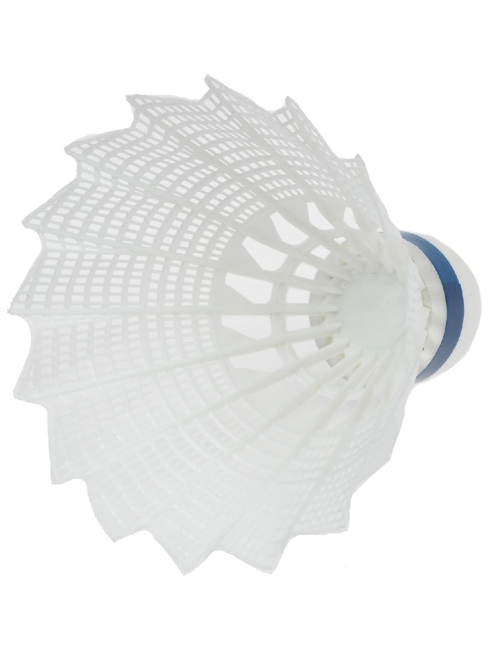 Volants-badminton-Babolat-Practice-volant-blanc-Blanc-70896-Neuf