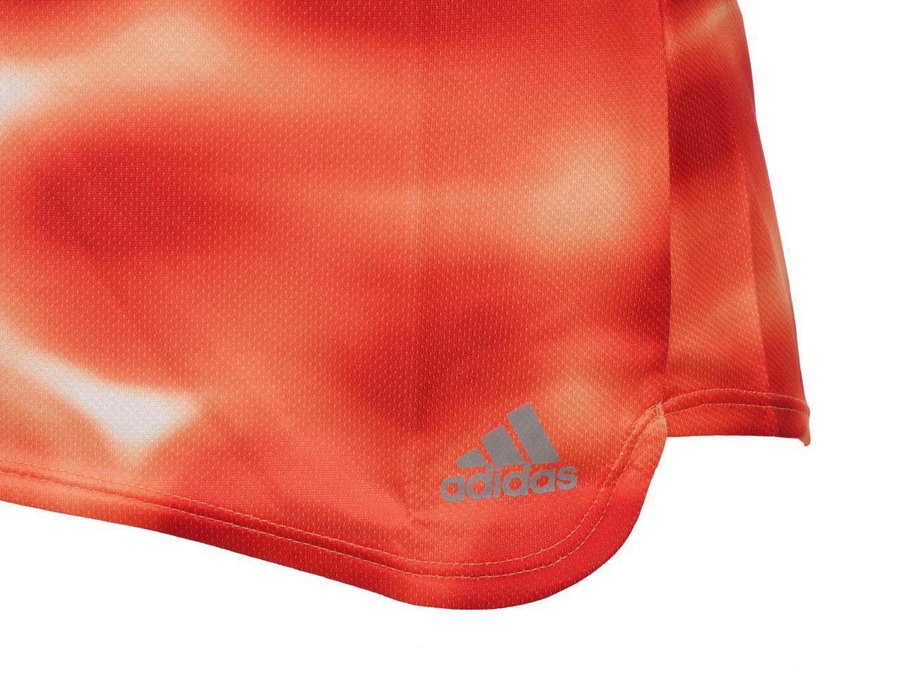 MAILLOT DE RUNNING Adidas Rs q1 ss tee org Orange 76948