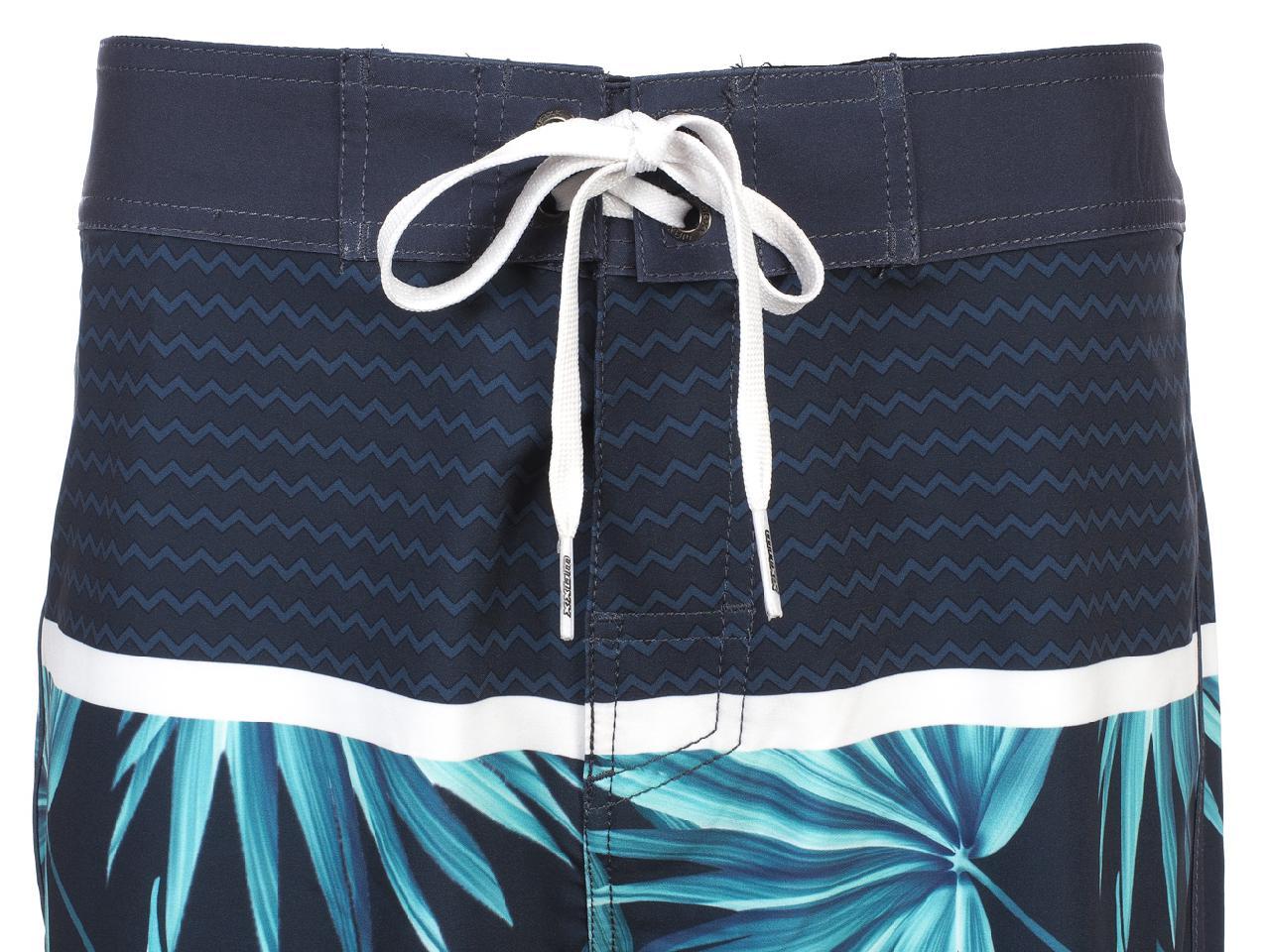 Boardshort-de-bain-Waxx-Boardie-costa-Bleu-77431-Neuf miniature 3