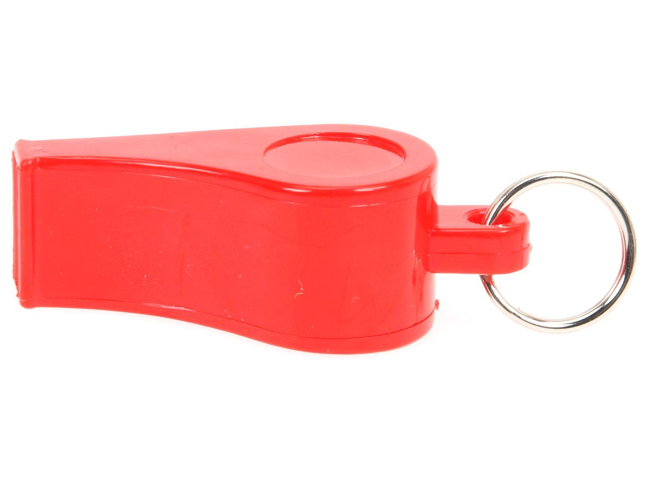 Fischietto-Arbitro-Tremblay-Fischietto-Plastica-Rosso-Rosso-80012-Nuovo miniatura 3