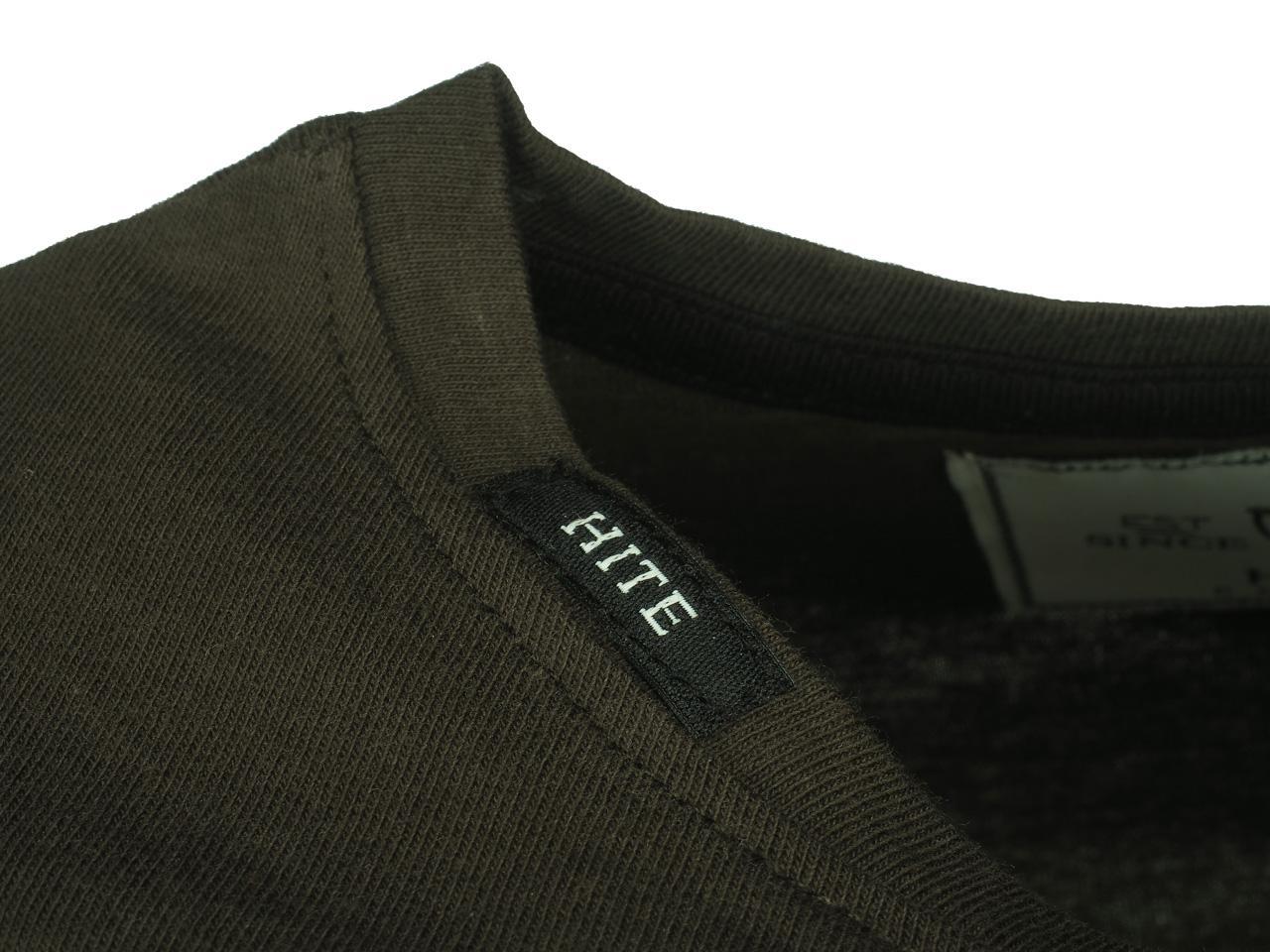 Short-Hite-Couture-Mixer-Kakiblack-Mc-Tee-Green-11537-New thumbnail 4