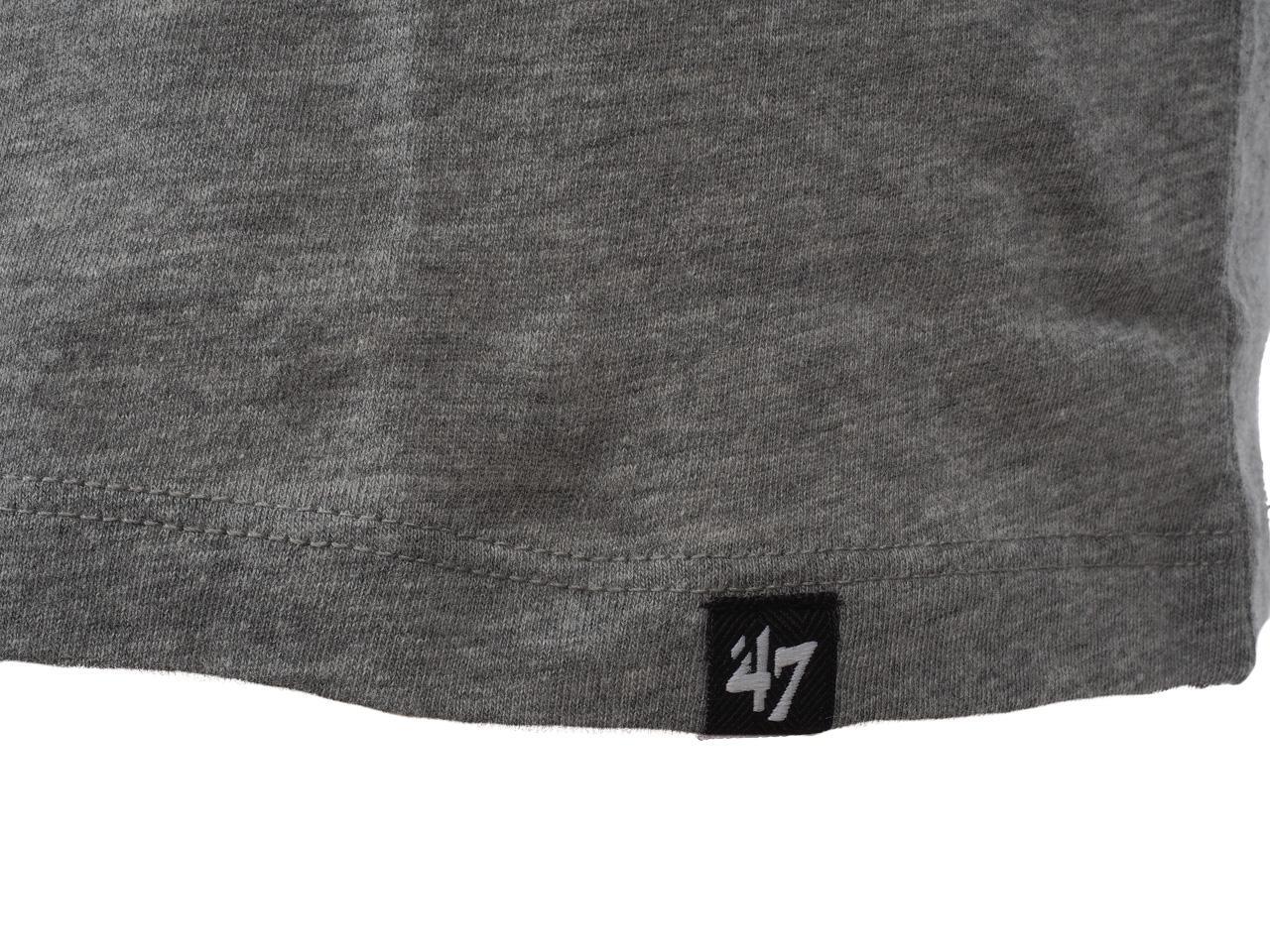 Short-47-brand-Los-Angeles-Dodge-Mc-Grey-Grey-12310-New thumbnail 4
