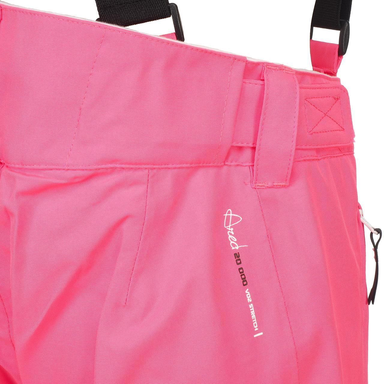 Ski-Pants-Surf-Dare-2b-Stand-for-II-Rsepantski-L-Pink-16116-New thumbnail 3