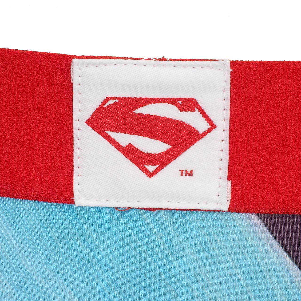 Underwear-Boxer-Freegun-Fly-Blue-Rge-Boxer-White-17911-New thumbnail 4