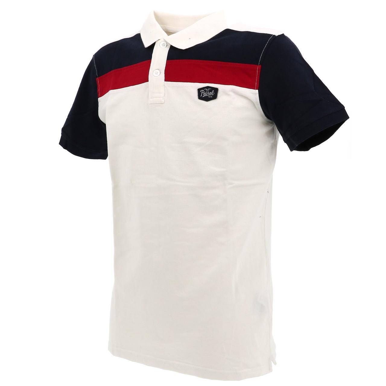 Short-Sleeve-Polo-Petrol-Industries-Pol916-White-Mc-Polo-White-18085-New thumbnail 4