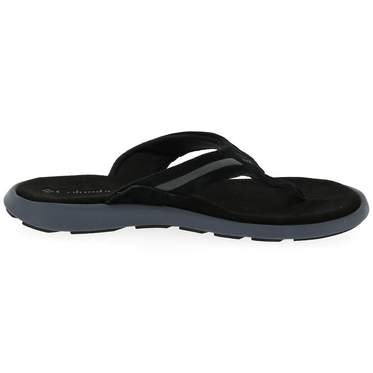 Flip-Flops-Tap-Dance-Shoes-Columbia-Verona-Black-Flip-Flop-Black-18113-New thumbnail 3