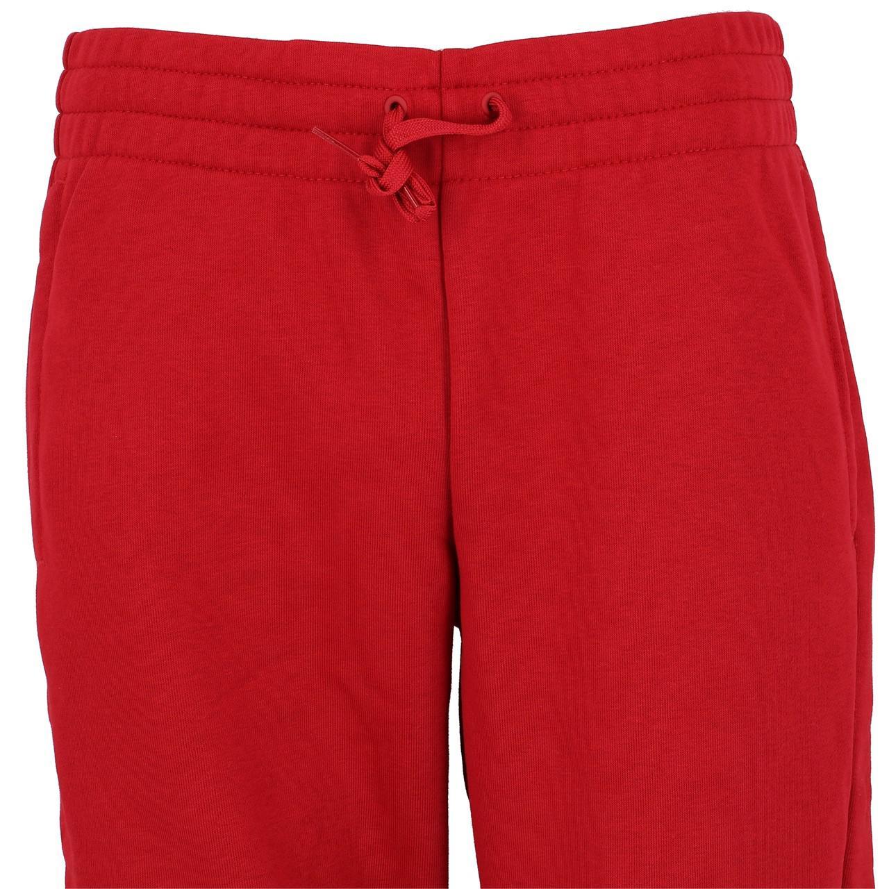 Pantalon-de-survetement-Adidas-E-lin-bdx-wht-pant-l-Rouge-18961-Neuf miniature 4