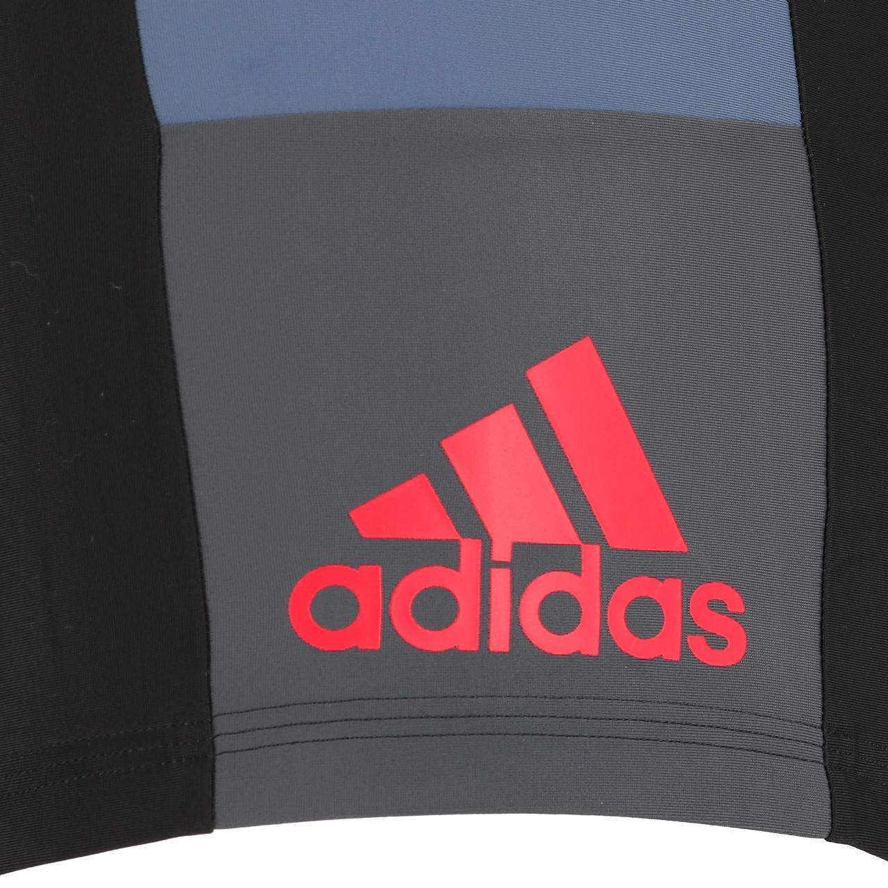 Boxer-Swimsuit-Adidas-Inf-CB-Bx-Black-Black-19080-New thumbnail 4