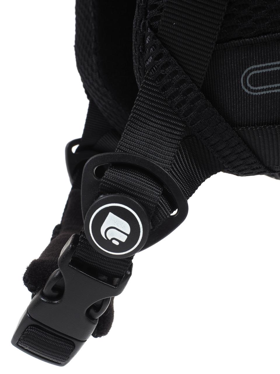 Casque de ski Cairn reglable Electron noir reglable Cairn Noir 22878 - Neuf 8e0d38