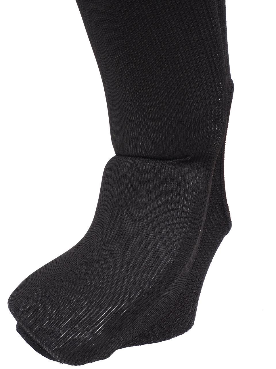 Protege-tibias-sports-de-combat-Doubled-adidas-Protege-tibia-pied-noir-Noir-2299 miniature 4