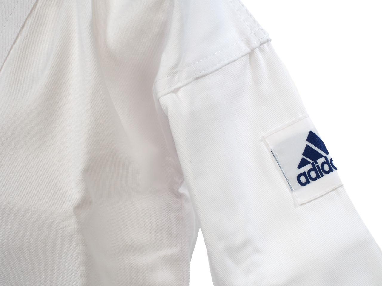 Kimono-of-Karate-Adidas-Evolution-White-Karate-Jr-White-23064-New thumbnail 4