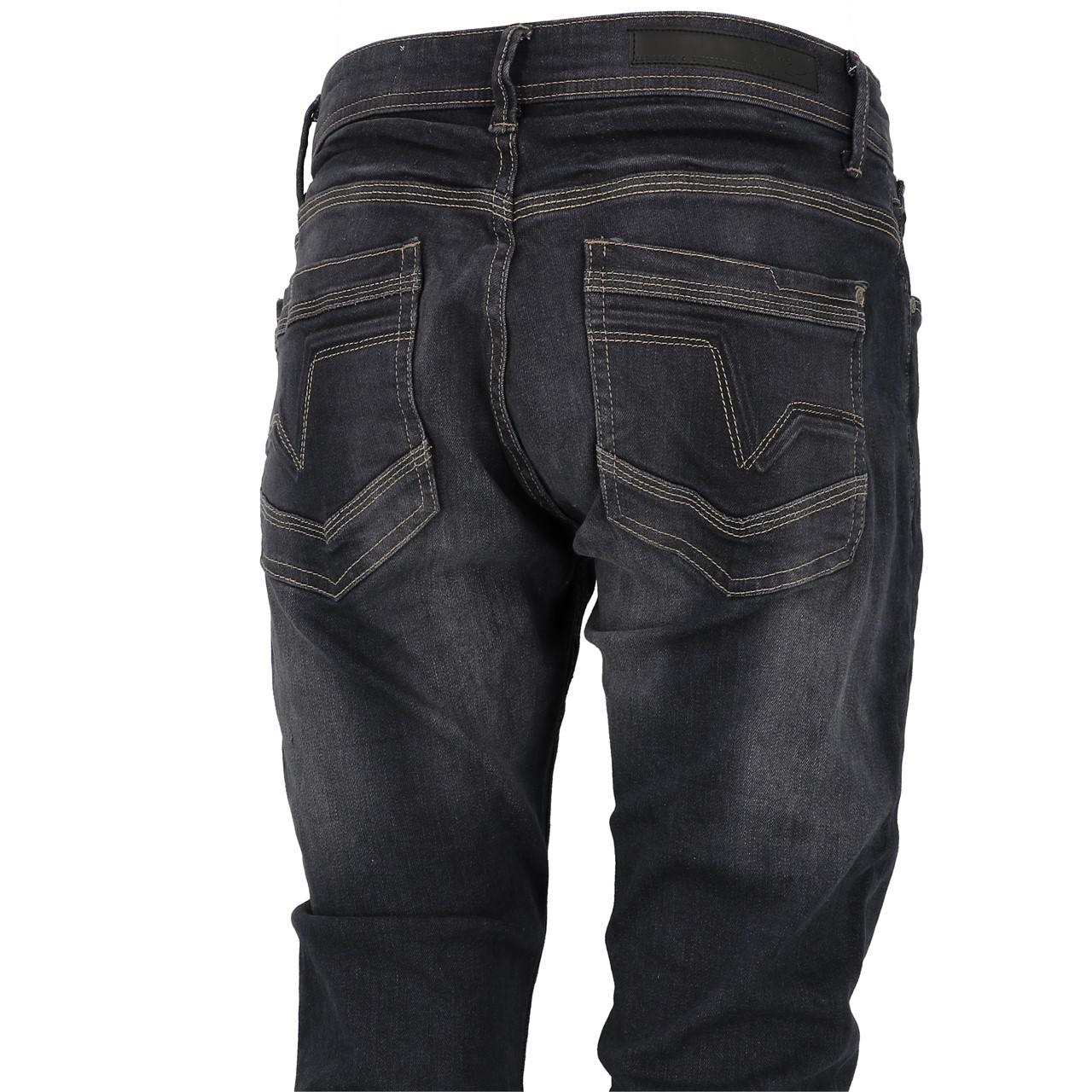 Jeans-Pants-RMS-26-Jeans-Grey-Blue-Regular-Blue-27122-New thumbnail 4